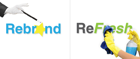 Re-brand or Re-fresh