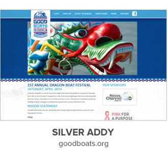 Good Boats - Silver Addy