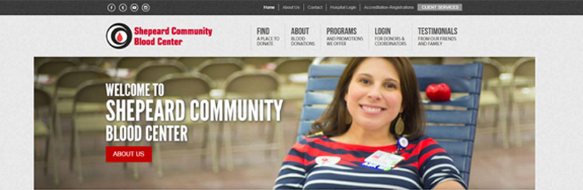 Hear How We Helped Shepeard Community Blood Center