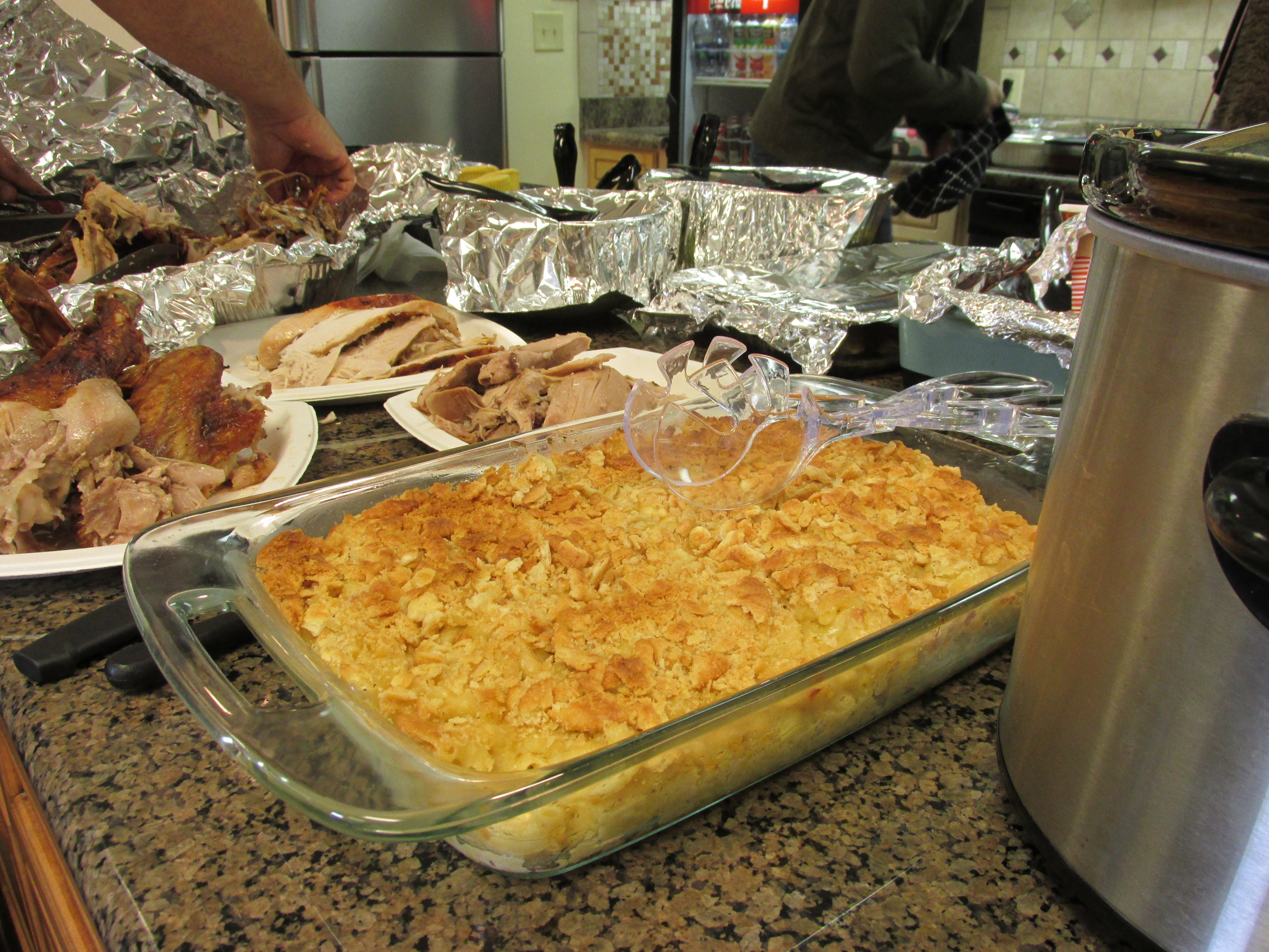 Thanksgiving Lunch 2015